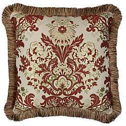 Austin Horn® Classics Mount Rouge 20-Inch Square Throw Pillow in Rustic Red