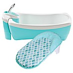 Summer Infant® Lil Luxuries Whirlpool Bubbling Spa and Shower in Aqua