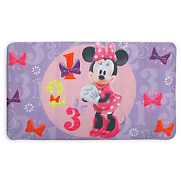 Disney® Minnie Bow-Tique Bath Mat