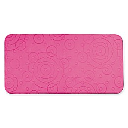 Playtex® PVC Cushy Comfy Bath Mat in Pink
