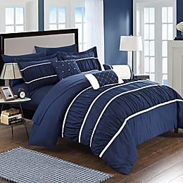 Chic Home Aero 10-Piece Comforter Set