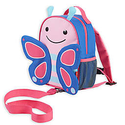 SKIP*HOP® Zoo Little Kid and Toddler Safety Harness Backpack in Blossom Butterfly