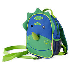 SKIP*HOP® Zoo Little Kid and Toddler Safety Harness Backpack in Dino