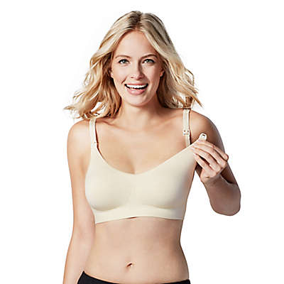 Bravado Designs Body Silk Seamless Nursing Bra in Ivory