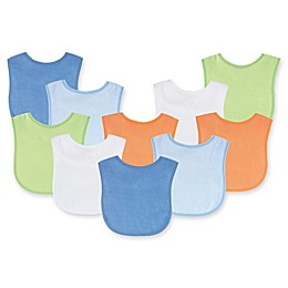 BabyVision® 10-Pack Luvable Friends Bibs