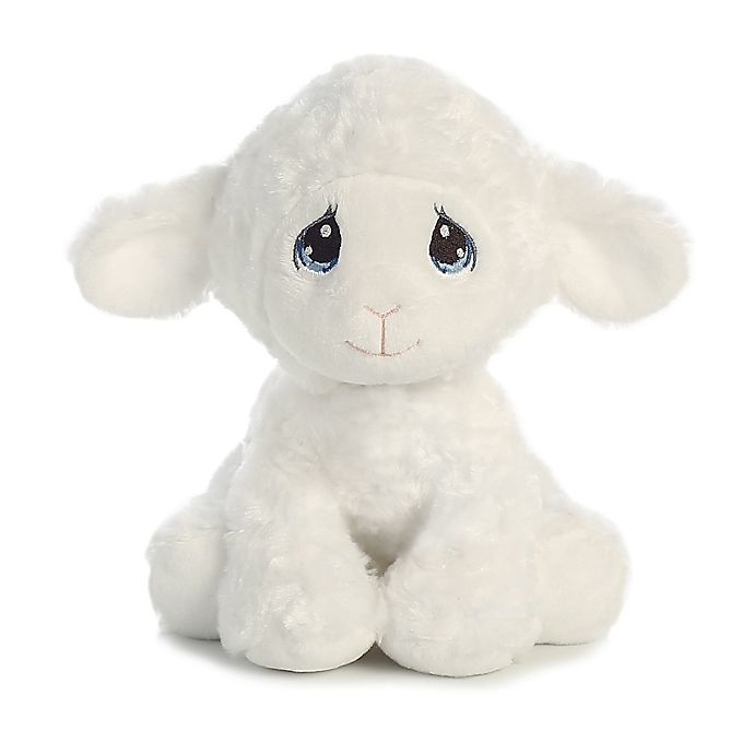 Alternate image 1 for Aurora World Precious Moments Luffie Lamb