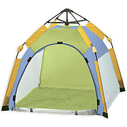 Pacific Play Tents One Touch Nursery Tent in Yellow
