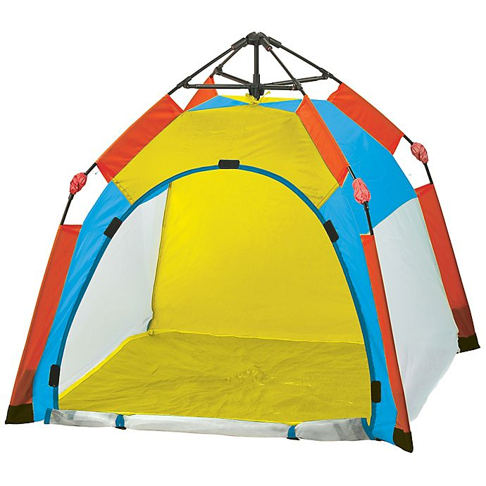 Alternate image 1 for Pacific Play Tents One Touch Nursery Tent in Green