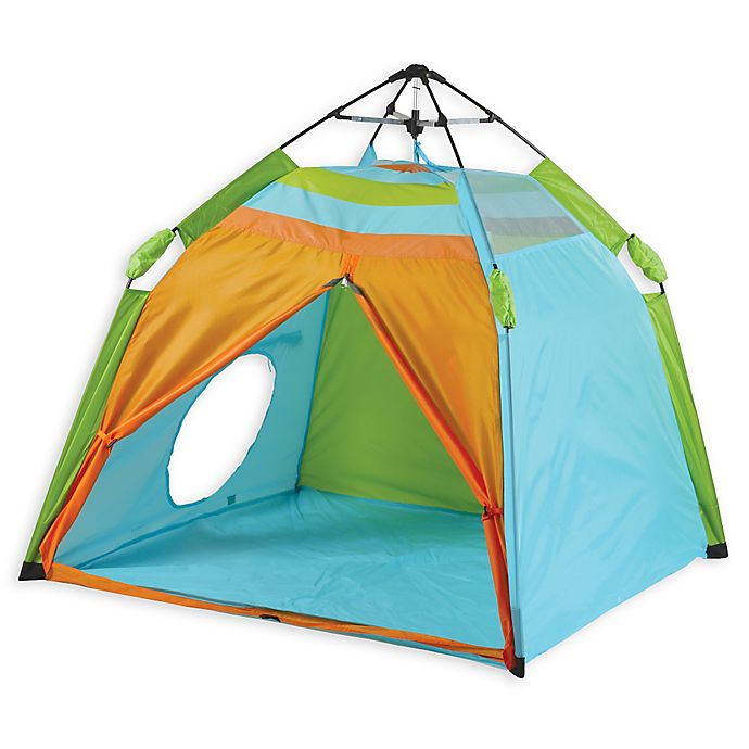 Pacific Play Tents One Touch Beach Tent Bed Bath Amp Beyond