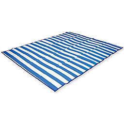 Pacific Play Tents Tatami Mat in Blue
