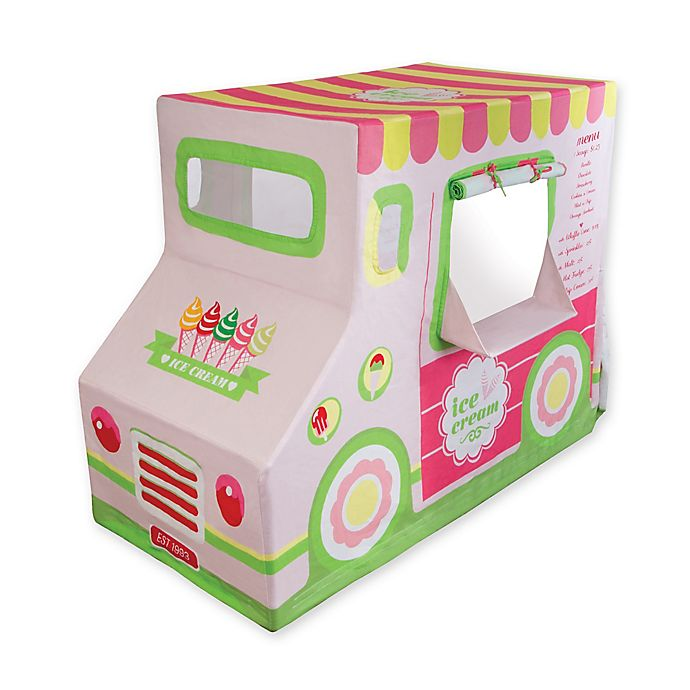 Alternate image 1 for Pacific Play Tents Ice Cream Truck