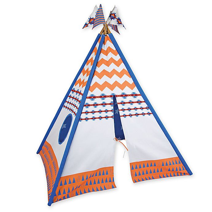 Alternate image 1 for Pacific Play Tents Vintage Teepee