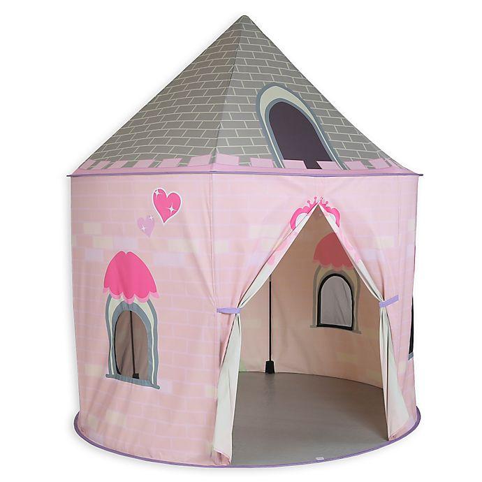 Alternate image 1 for Pacific Play Tents Princess Castle Pavilion
