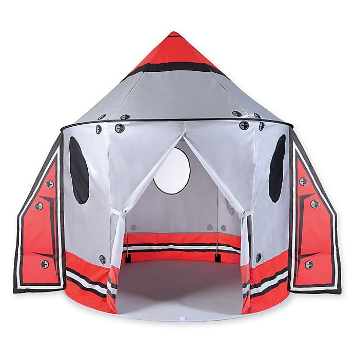 Alternate image 1 for Pacific Play Tents Classic Space Ship Pavilion