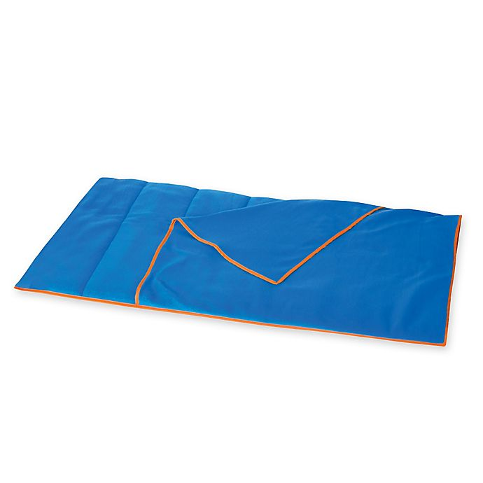 Alternate image 1 for Pacific Play Tents Day Dreamer Sleeping Bag in Blue/Orange