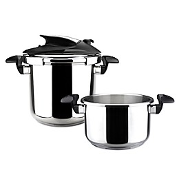 Magefesa® Nova Stovetop 3-Piece Pressure Cooker Set