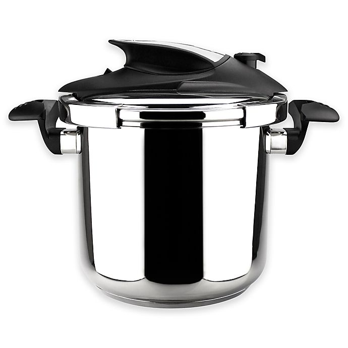 Alternate image 1 for Magefesa® Nova Stovetop 6.3 qt. Pressure Cooker