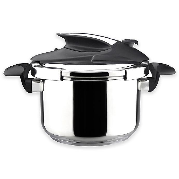 Alternate image 1 for Magefesa® Nova Stovetop 4.2 qt. Pressure Cooker