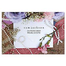 Stamp Out 2-Inch Self-Inking Return Address Stamp in Sam Jackson Font