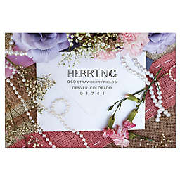 Stamp Out Self-Inking Custom Return Address Stamp in Herring Style