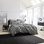 Kenneth Cole Reaction Home Mineral Full/Queen Duvet Cover in Grey