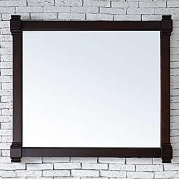 James Martin Furniture Brittany 43-Inch Mirror in Mahogany