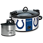 NFL Indianapolis Colts Crock-Pot® Cook & Carry™ Slow Cooker with Little Dipper Warmer