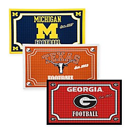 Collegiate Embossed Door Mat