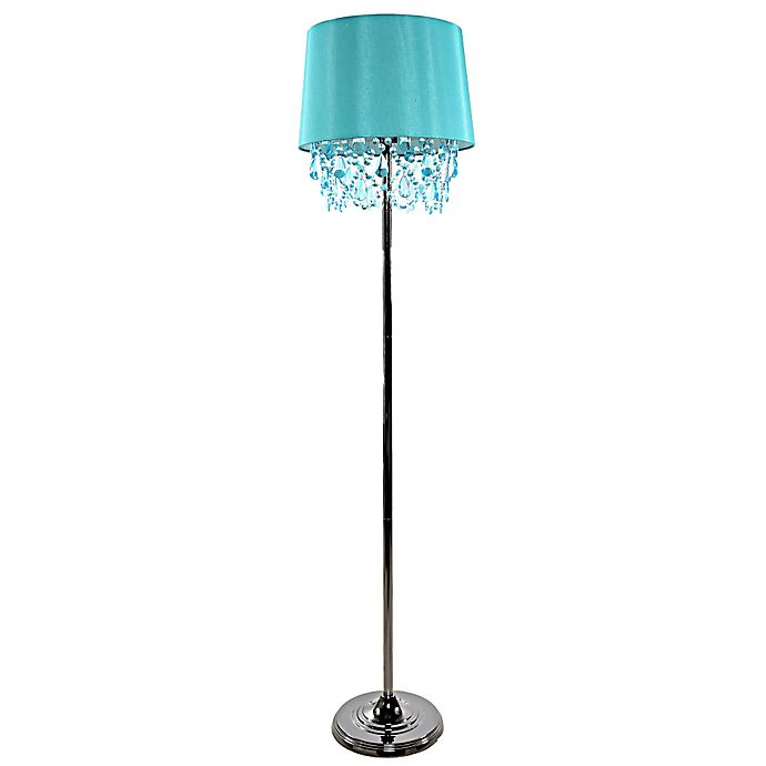 Alternate image 1 for Poetic Wanderlust® by Tracy Porter® Alisal Floor Lamp With Cascading Crystals
