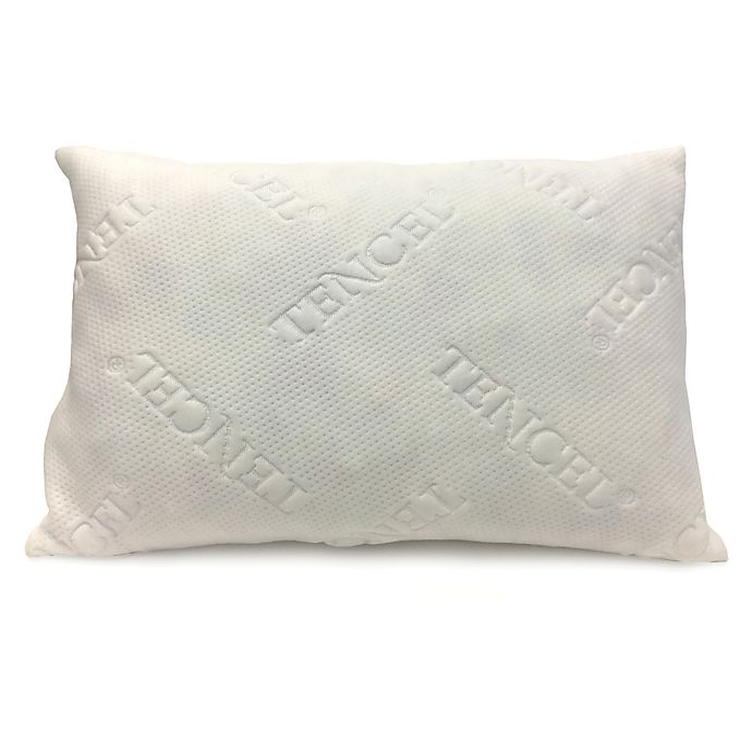 New Domaine Shredded Memory Foam Pillow With Tencel
