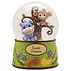 Precious Moments®  Precious Paws  Animal Musical Waterball Figurine