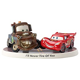 "Precious Moments® ""Disney Mater and McQueen\"