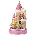 Precious Moments® Disney Cinderella Castle LED Musical Figurine