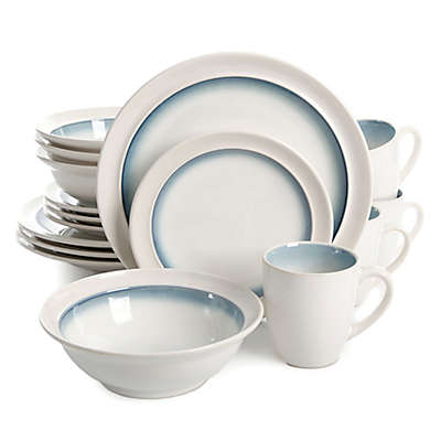 Gibson Overseas Lawson 16-Piece Dinnerware Set