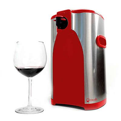 Boxxle® 3-Liter Box Wine Dispenser in Red