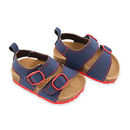 Rising Star™ Sandal in Navy/Red