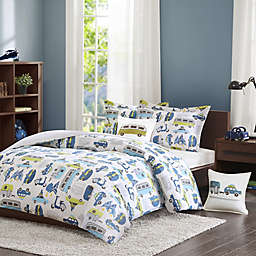 INK+IVY Kids Road Trip 4-Piece Comforter Set