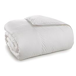 Sharper Image® Goose Comforter in White