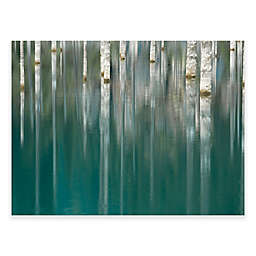 Silver Lake 40-Inch x 30-Inch All-Weather Outdoor Canvas Wall Art