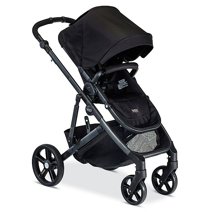Alternate image 1 for BRITAX B-Ready® Stroller in Black
