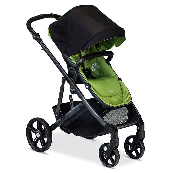 Alternate image 1 for BRITAX B-Ready® Stroller in Peridot