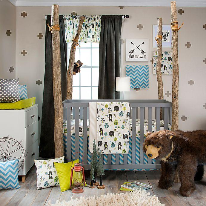 Alternate image 1 for Glenna Jean North Country 3-Piece Crib Bedding Set