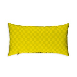 Glenna Jean North Country Checkered Bolster Pillow