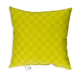 Glenna Jean North Country Checkered Print Throw Pillow