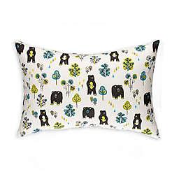 Glenna Jean North Country Honey Bear Small Pillow Sham