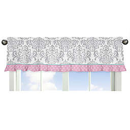 Sweet Jojo Designs Skylar Window Valance