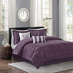 Madison Park Hampton 7-Piece Comforter Set