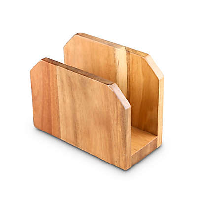 Thirstystone® Acacia Wood Napkin Holder