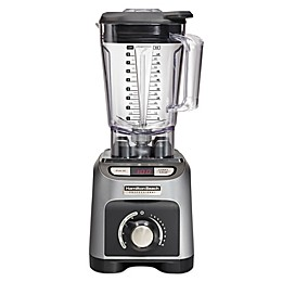 Hamilton Beach® Professional 1800 Watt Peak Power Blender in Metallic Grey