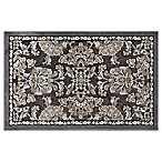 Home Dynamix Maplewood 2-Foot 3-Inch x 3-Foot 7-Inch Accent Rug in Grey